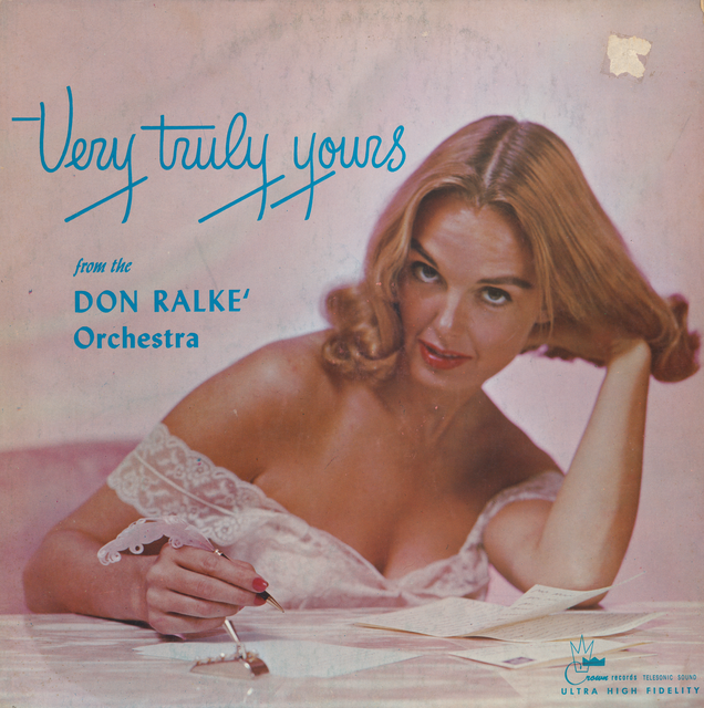 lp_very-truly-yours_don-ralke-orchestra_