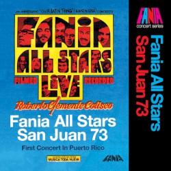 FANIA ALL STARS - PUEBLO  LATINO